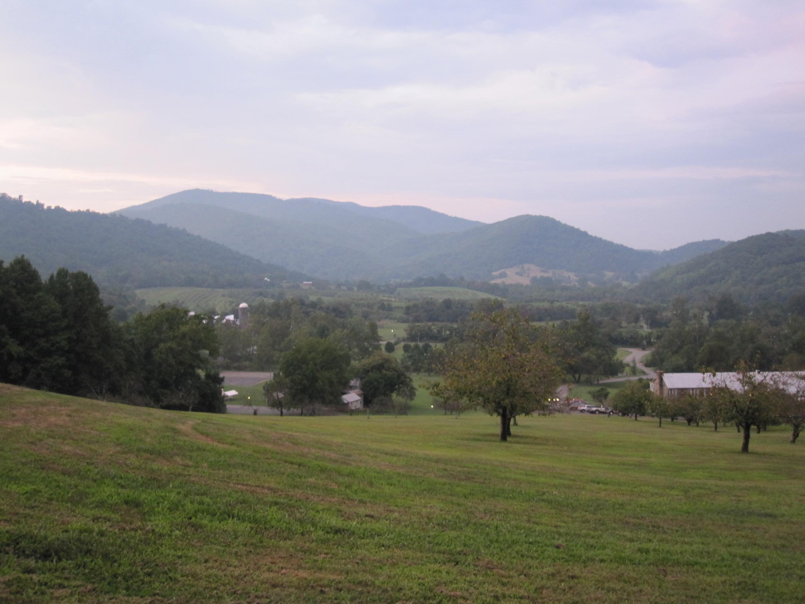Graves Mountain Lodge Syria Va